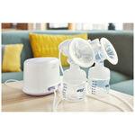 Philips Avent dubbele elektrische borstkolf Ultra Comfort - SCF334/31 - Geen Kleurcode