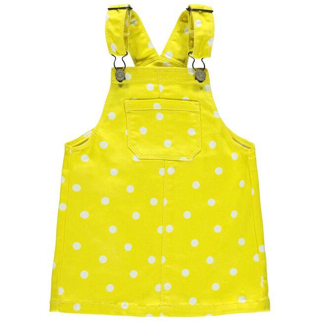 Name it peuter meisjes jurk - Yellow
