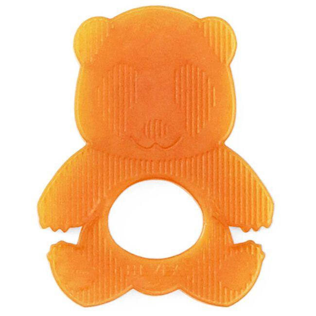 Hevea bijtring panda 0+ maanden - 100% natuurlijk rubber -