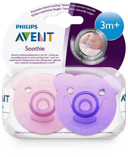 Philips Avent Soothie fopspeen 3+ maanden -