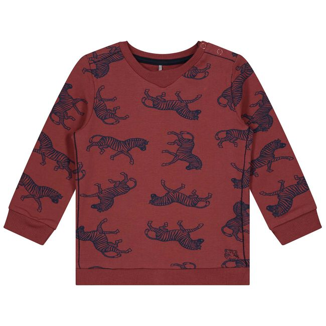 Prénatal peuter jongens sweater - Midred