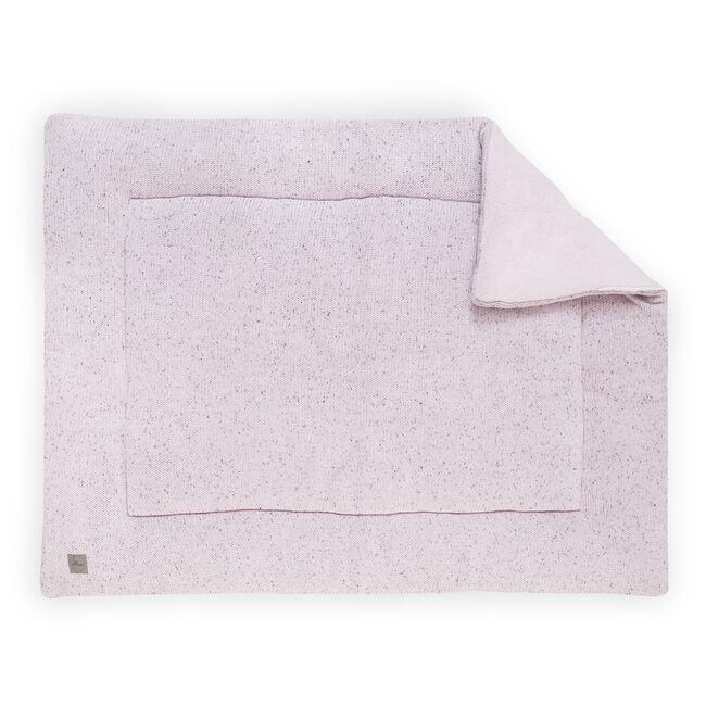 Jollein boxkleed confetti 80x100 cm - Light Pink