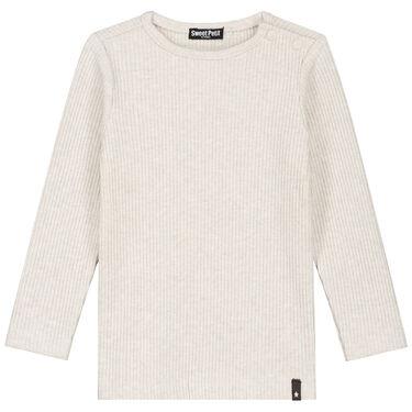 Sweet Petit peuter shirt rib Robin -