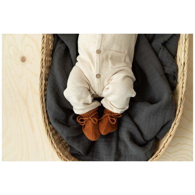Prénatal newborn unisex slofjes Pure - Sienna