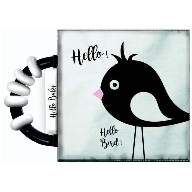 Hello baby knisperboekje - Multi