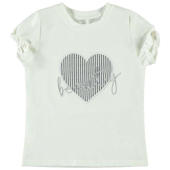 Name it peuter meisjes T-shirt - Pink