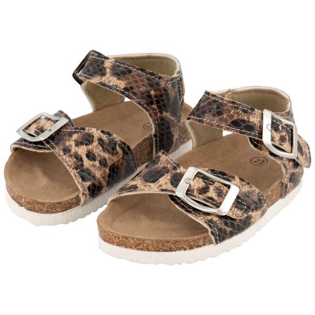 Prénatal peuter meisjes slippers - Brown