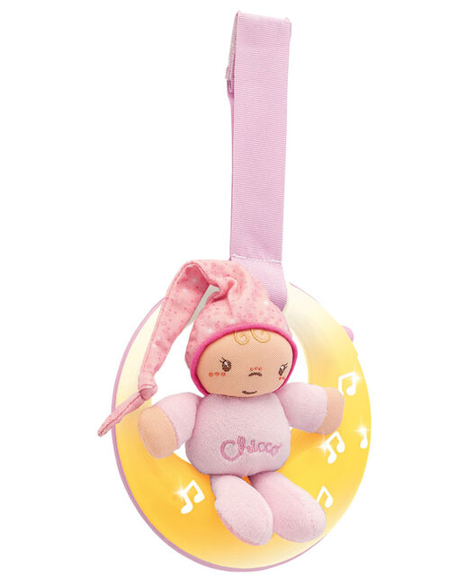 Chicco Goodnight moon muziekdoos - Pink