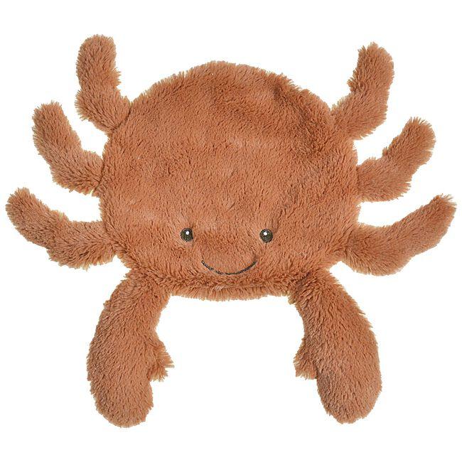 Happy Horse knuffeldoekje crab Chris - Oranje