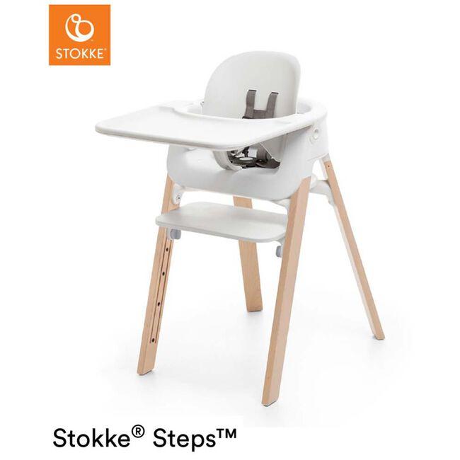 Stokke Steps Tray eetblad - White