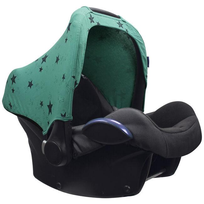 Dooky hoody zonnekap by Prenatal - Green Star