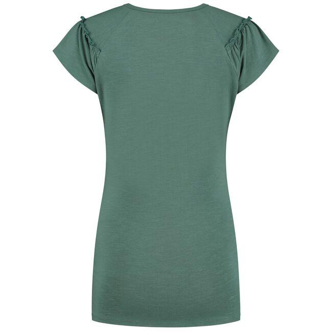 Prénatal zwangerschaps T-shirt - Dark Azur Blue