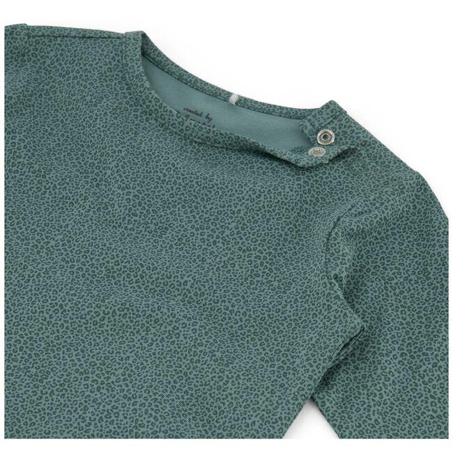 Prénatal baby meisjes T-shirt - Dark Azur Blue