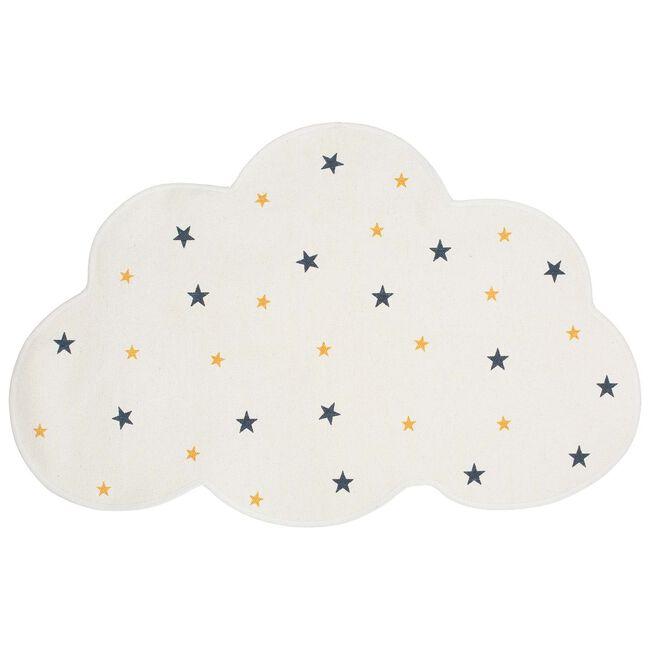 Prénatal vloerkleed wolk - Off-White
