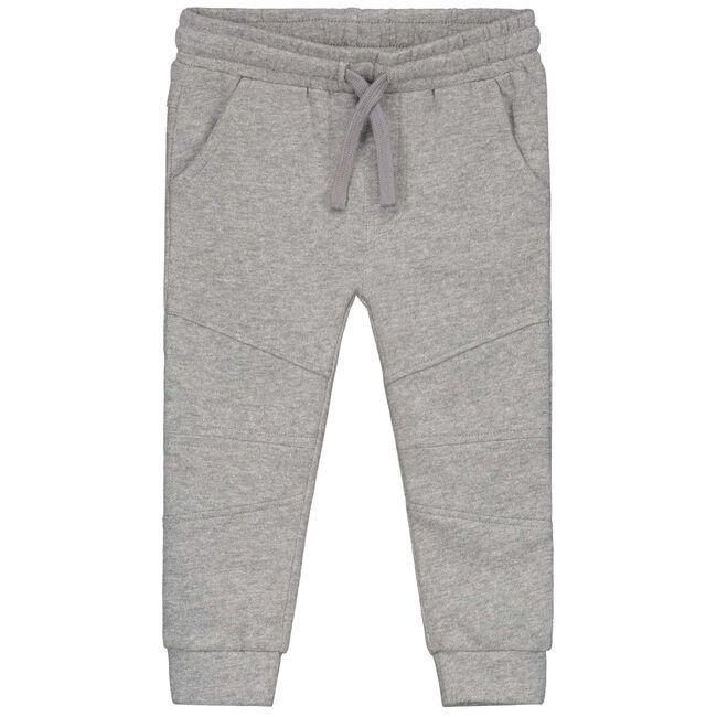 Prénatal peuter jongens broek - Cloud Grey Melange