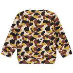 Prénatal peuter jongens sweater - Light Brown Melange
