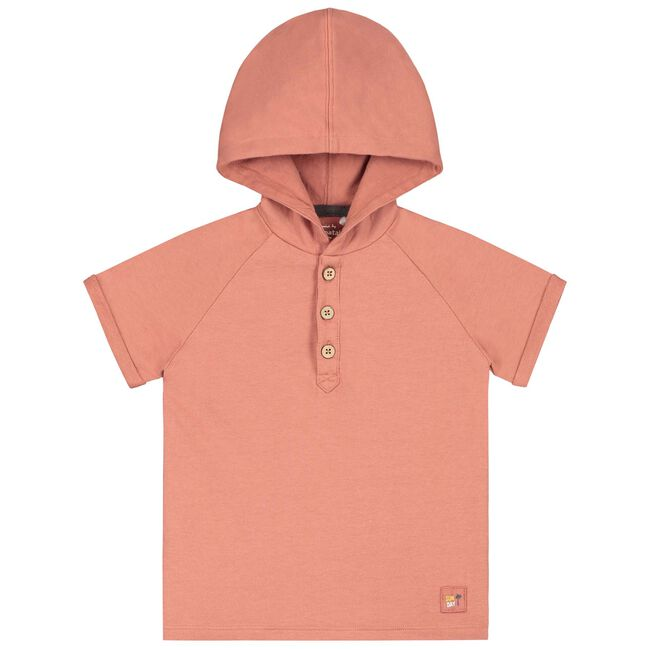 Prénatal peuter jongens t-shirt - Deep Orange