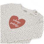 Prénatal baby meisjes T-shirt - Ivoor Wit