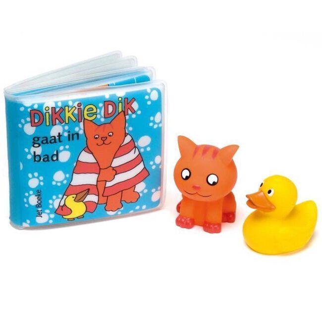 Dikkie dik gaat in bad+speeltje - Multi