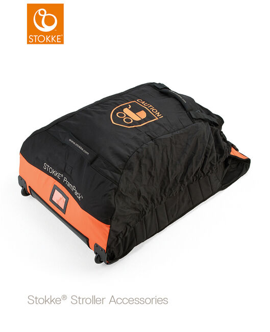 Stokke PramPack transporttas - Black