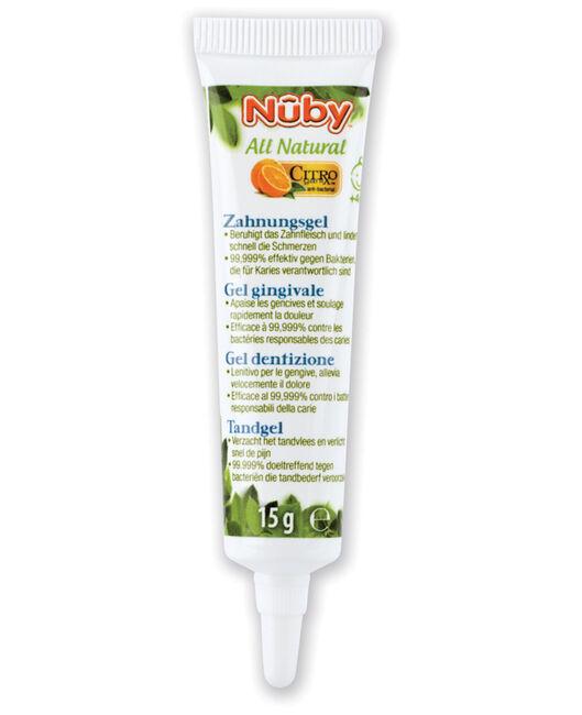 Nuby tandvleesgel 15 g - Geen Kleurcode