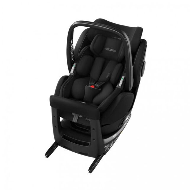 Recaro Zero.1 Elite - Black