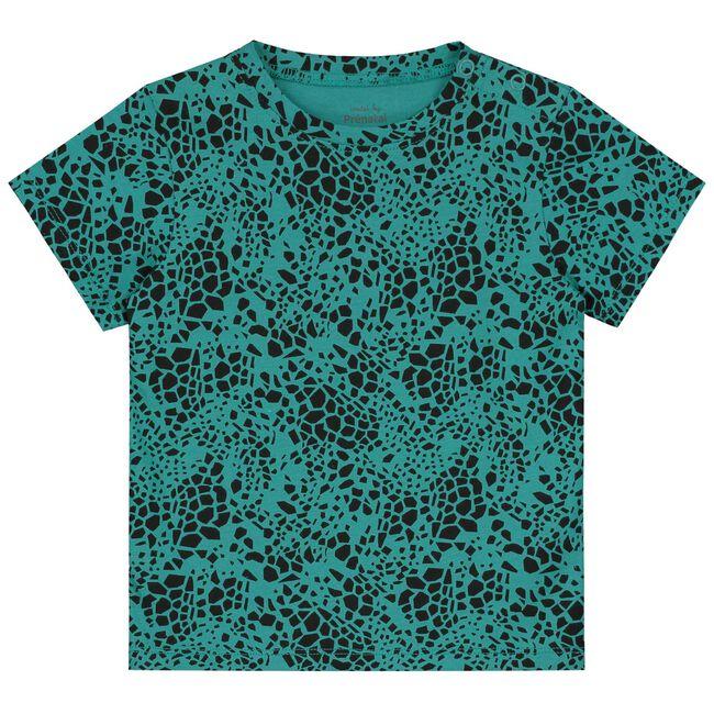 Prénatal baby jongens t-shirt - Turqoise Blue