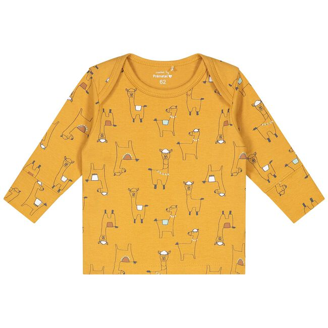 Prénatal baby unisex pyjama - Darkyellow