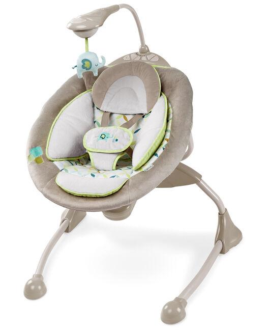 Automatische Wipstoel Baby.Elektrische Schommel Baby Rsvhoekpolder