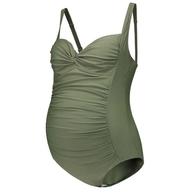 Prénatal zwangerschapsbadpak - Olivegreen