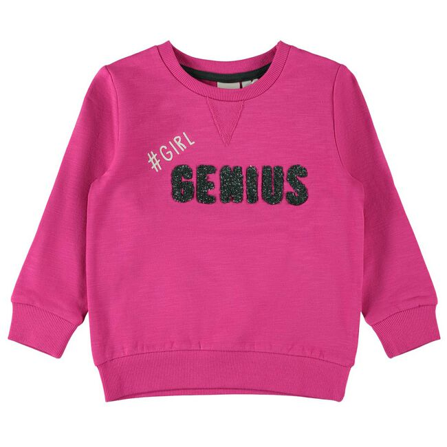 Name it peuter meisjes sweater - Hot Pink
