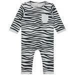 Prénatal baby jongens ééndelig pak - Mid Grey Melange
