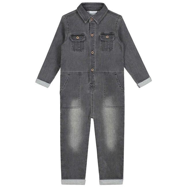 Prénatal peuter jongens ééndelig pakje - Grey/Black Denim