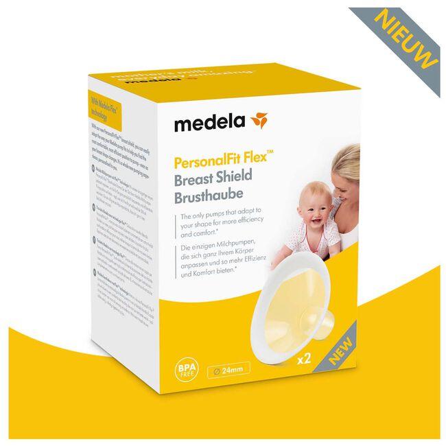 Medela Swing Personal Fit Flex Borstschild maat M - Multi