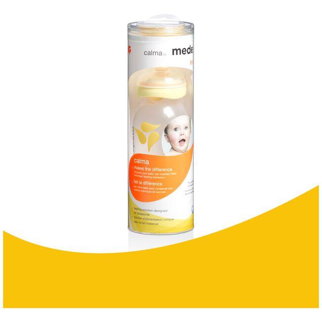 Medela Calma + fles 250 ml - Geen Kleurcode