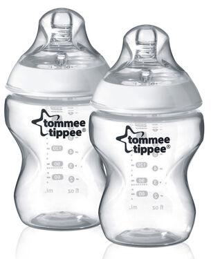 Tommee Tippee 2-pack fles 260 ml -