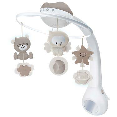 Infantino 3-in-1 muziekmobiel en projector -