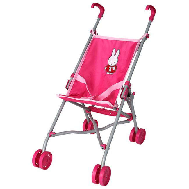 Nijntje poppenbuggy - Pink