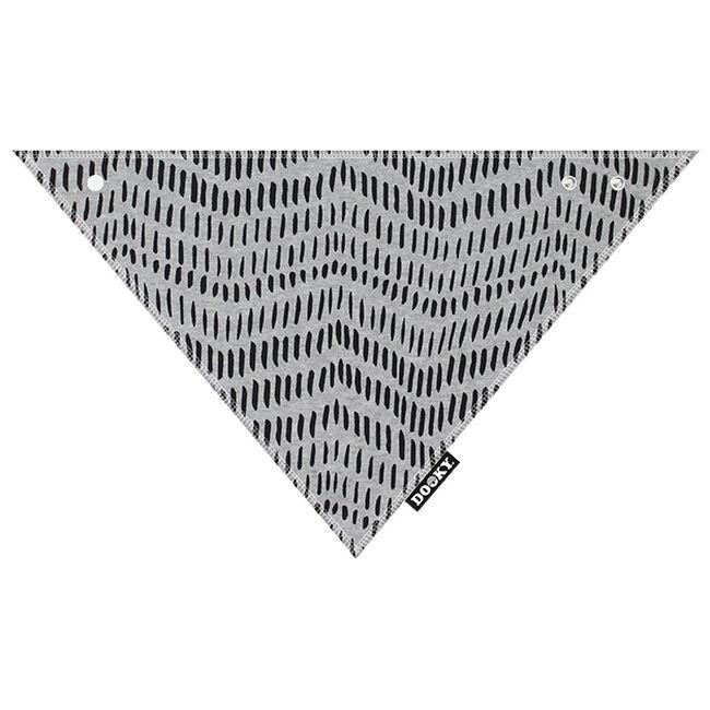 Dooky Dribble bandana slab - Grey