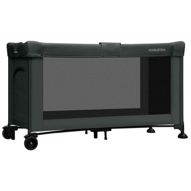 Koelstra Travelsleeper T5 campingbed - Black