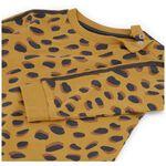 Prenatal baby jongens sweater - Yellow Shade