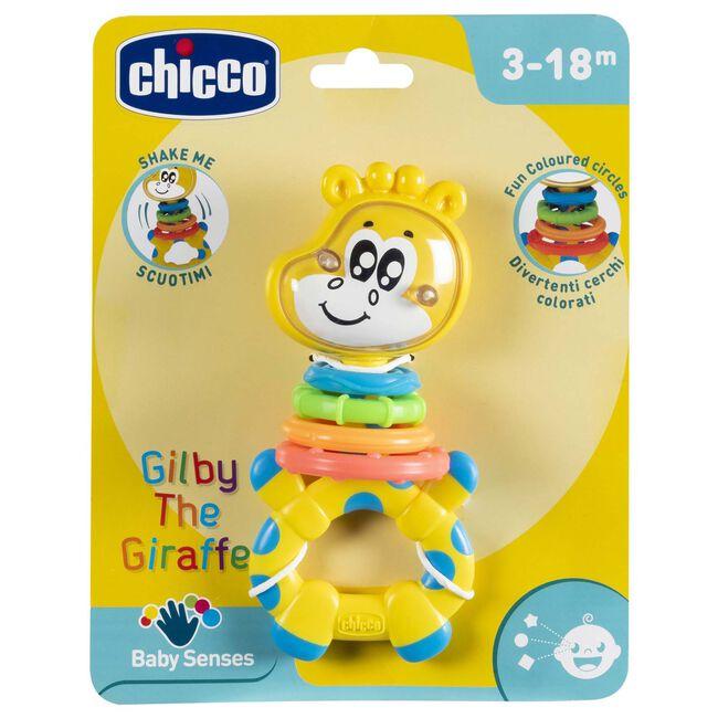 Chicco rammelaar Gilby giraf - Multi