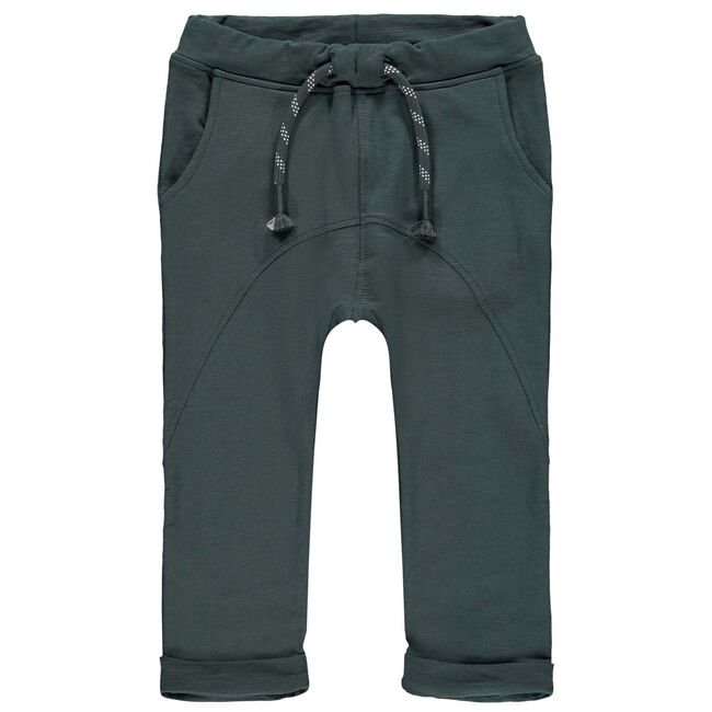 Name it peuter jongens broek - Darkgreen