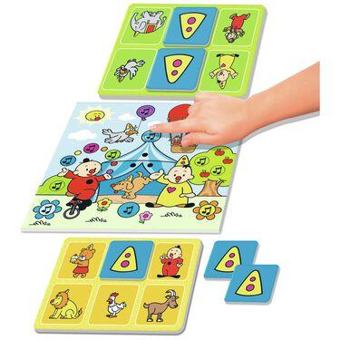 Bumba spel bingo -