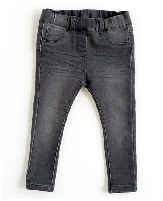 Prénatal baby meisjes jeans skinny - Grey/Black Denim