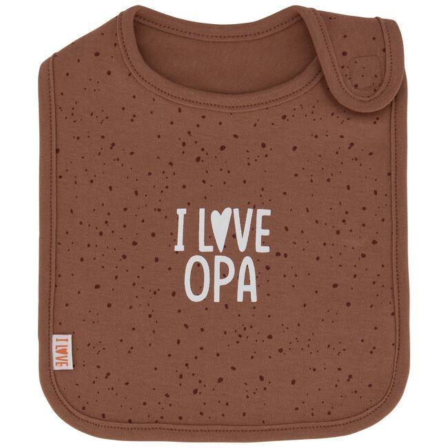 Prénatal Slab I Love opa -