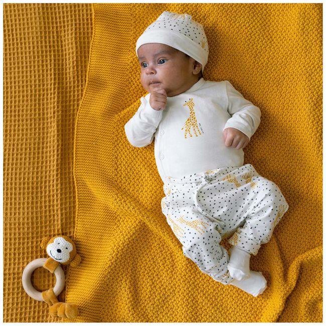 Prenatal newborn unisex romper - Off-White