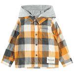 Name it peuter blouse - Orange Yellow