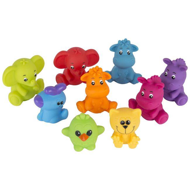 Playgro jungle fun friends badspeelgoed gesealed - Multi