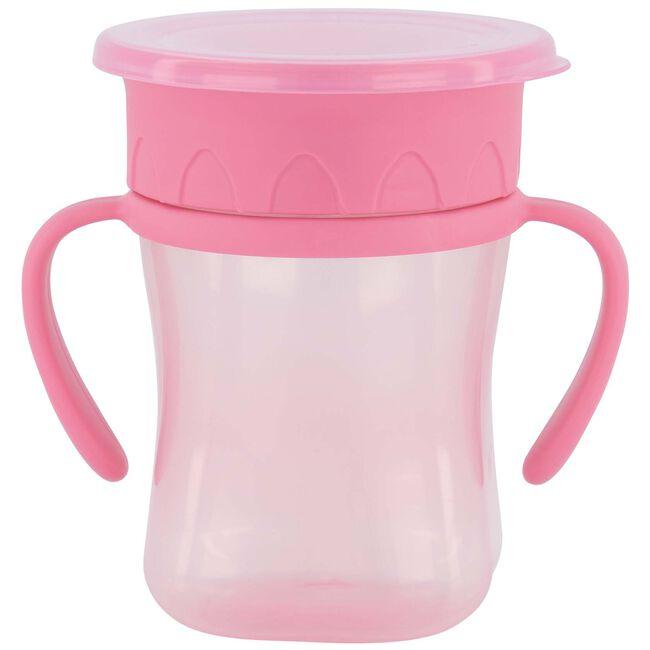 Prenatal drinkbeker 360 graden - Pink